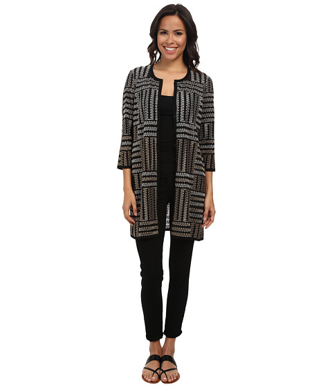 NIC+ZOE - Excursion Jacket (Multi) Women's Coat