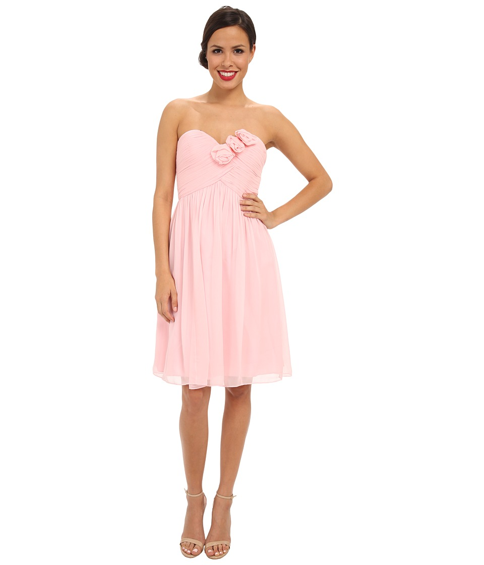 Donna Morgan - Morgan w/ Rosette (Blush) Women's Dress