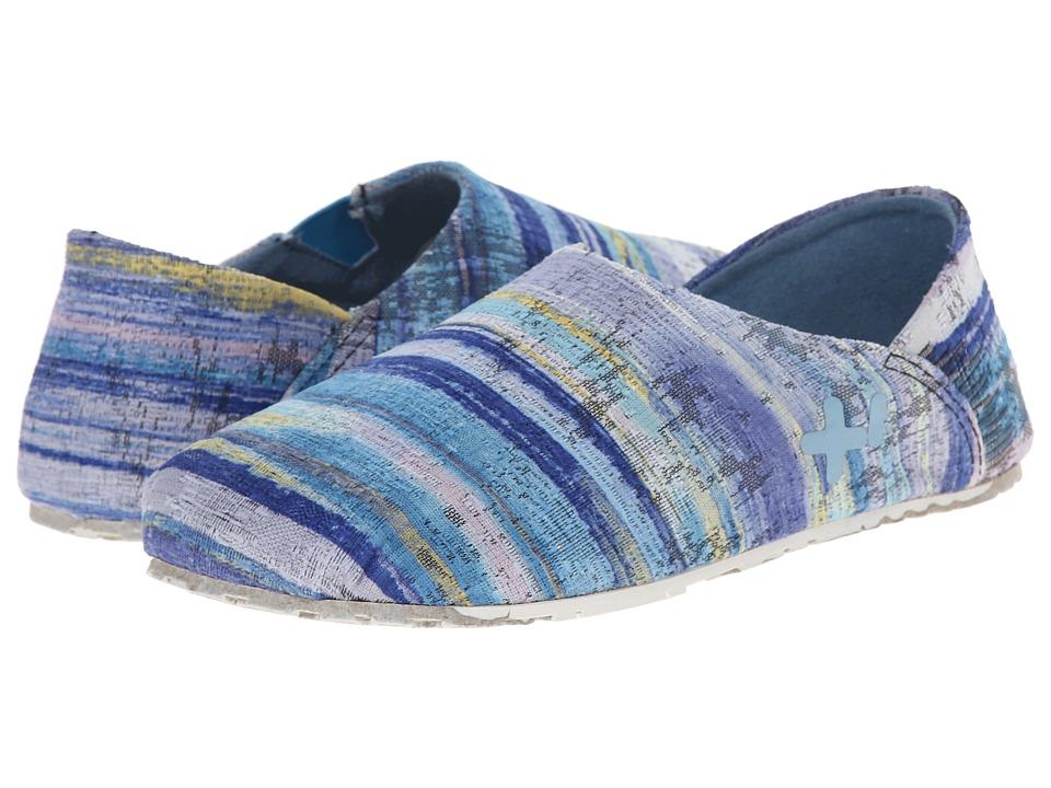 OTZ - Espadrille (Batik 3) Women's Slip on Shoes plus size,  plus size fashion plus size appare