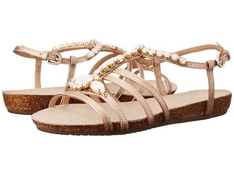 Geox - D Vinca 4 (Skin) Women's Sandals