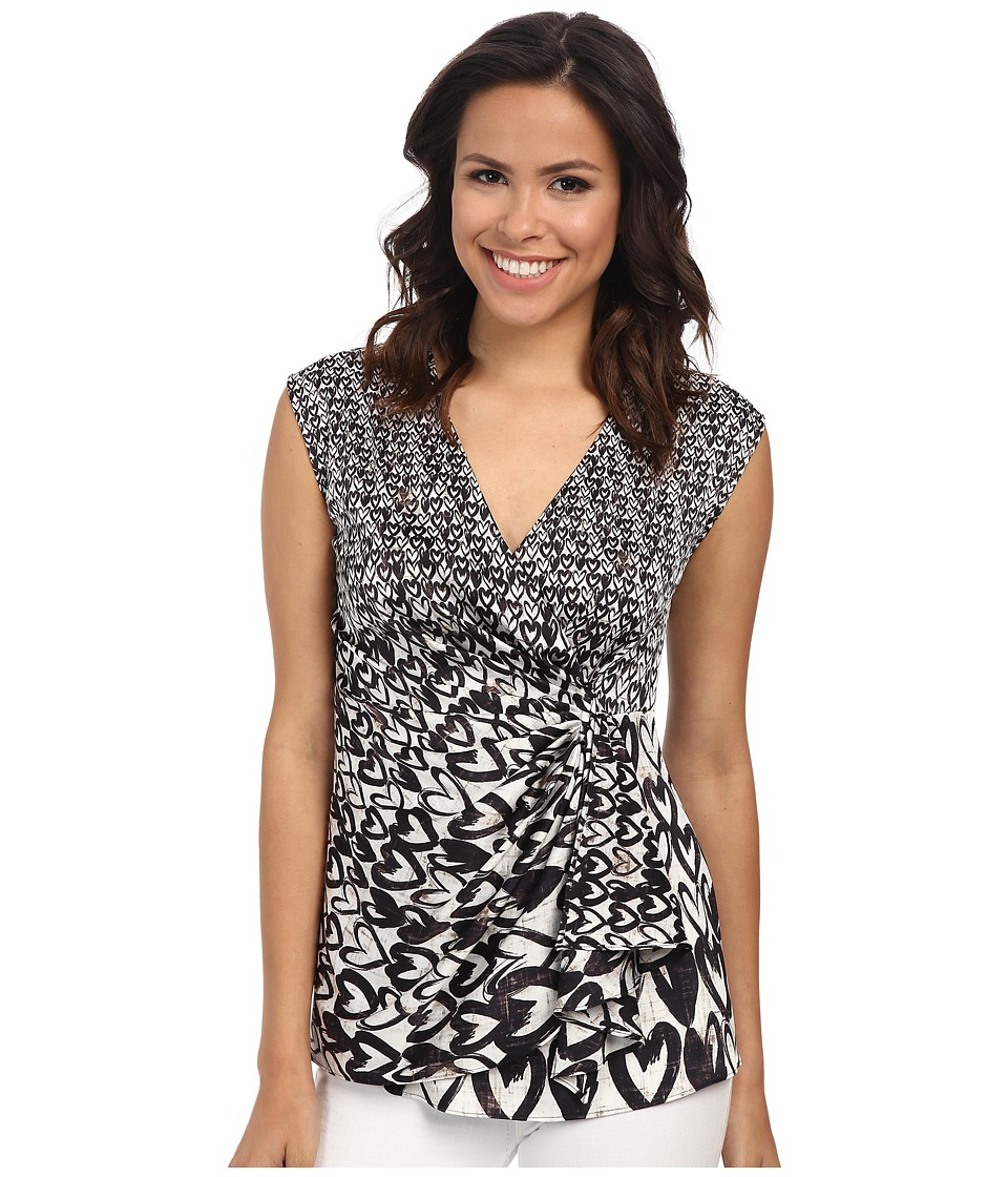 NIC+ZOE - My Valentine Top (Multi) Women's Sleeveless