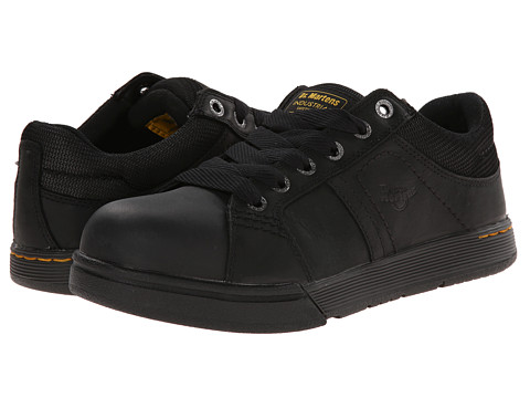 Dr. Martens Work - Xanda ST (Black Wyoming) Men's Work Boots