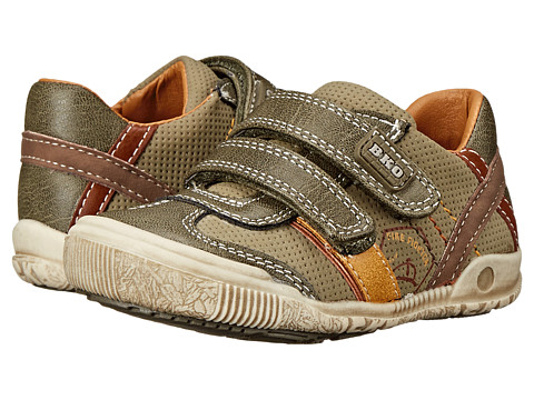 Beeko - Gillespie II (Toddler) (Khaki) Boy's Shoes