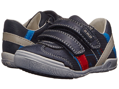 Beeko - Gillespie II (Toddler) (Navy) Boy's Shoes