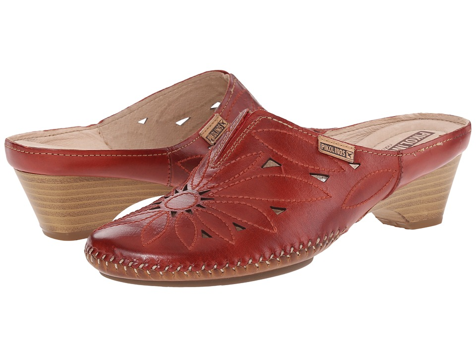 Pikolinos - Bariloche W8A-0607 (Sandia) Women's Clog Shoes