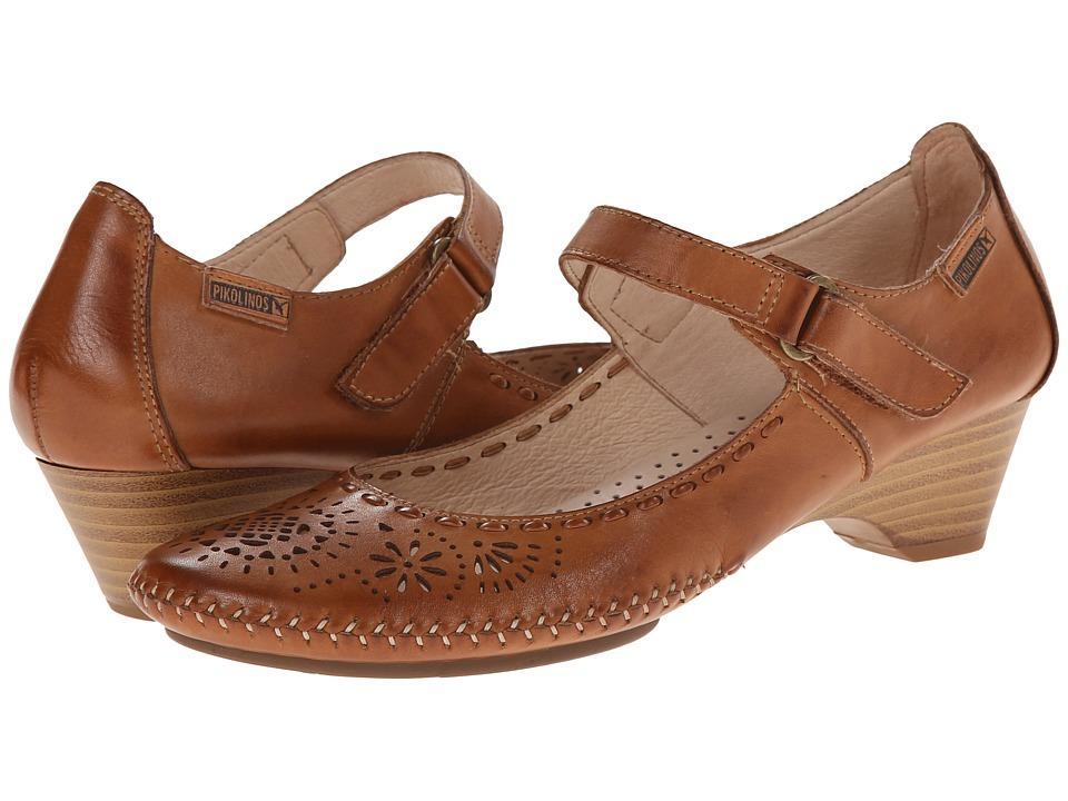 Pikolinos - Bariloche W8A-5531 (Brandy) Women's Shoes