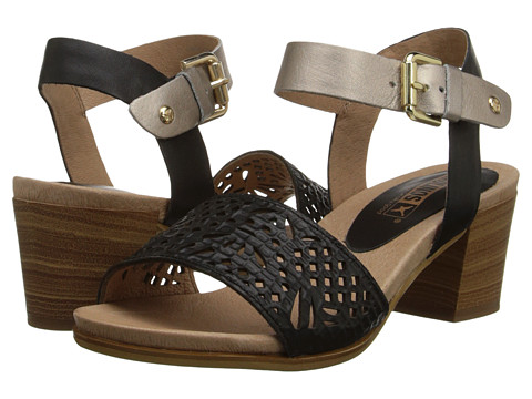 Pikolinos - Cabo Verde W1A-0523C1 (Black) Women's Dress Sandals