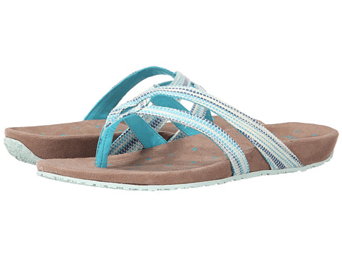 Ahnu - Hanaa Textile - USA (Poolside) Women's Sandals
