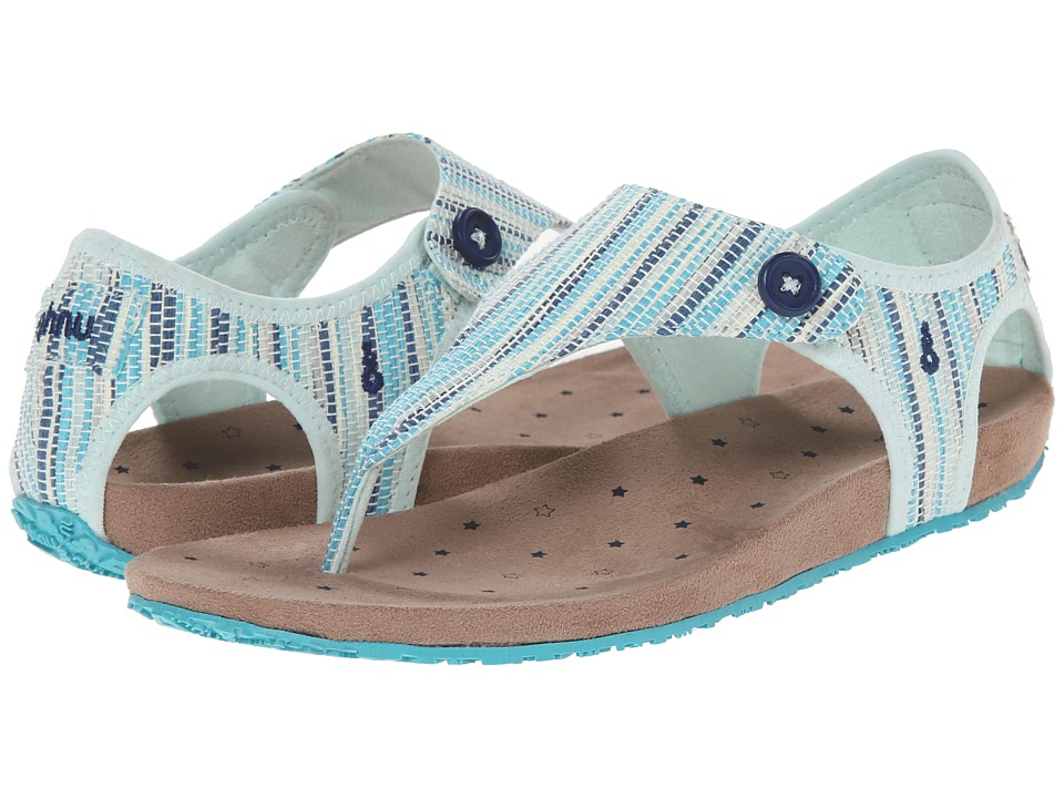 Ahnu - Serena Textile - USA (Poolside) Women's Shoes