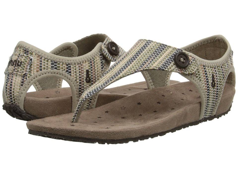 Ahnu - Serena Textile - USA (Seagrass) Women's Shoes