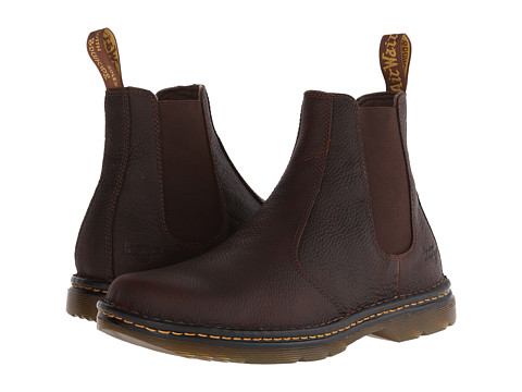 Dr. Martens Work - Suffolk (Tan Bear Track) Men's Work Boots