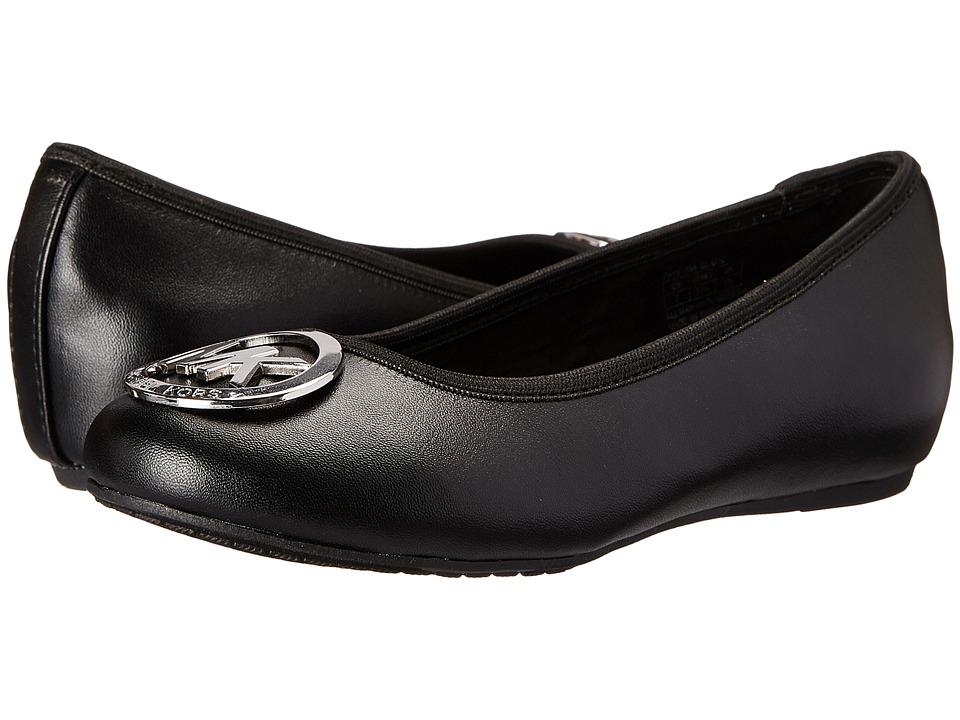 MICHAEL Michael Kors Kids Faye Ria (Little Kid/Big Kid) (Black) Girls Shoes