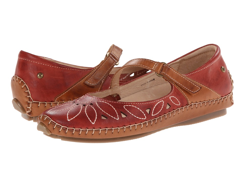 Pikolinos - Jerez 578-3506 (Sandia) Women's Maryjane Shoes