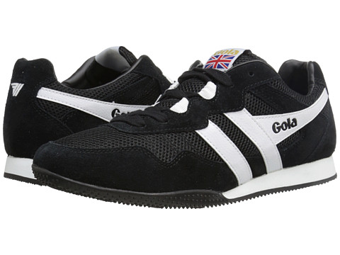 Gola - Sprinter (Black/White) Men's Shoes