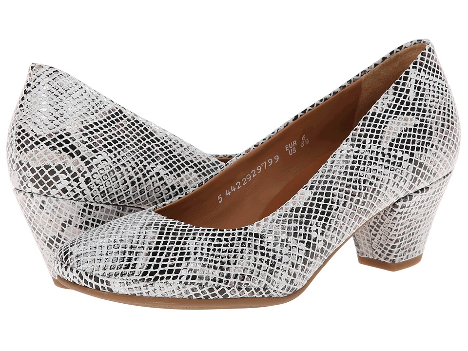 Mephisto - Paldi (Light Grey Boa) Women's Shoes