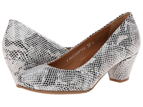 Mephisto - Paldi (Light Grey Boa) Women