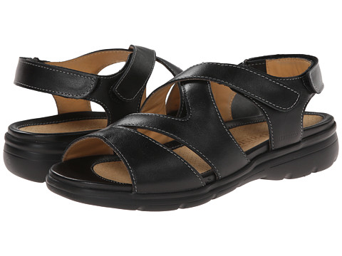 Mephisto - Angele (Black Smooth) Women