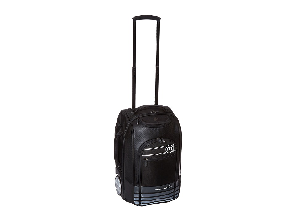 TravisMathew - 21 Carry-On (Black/Black) Carry on Luggage