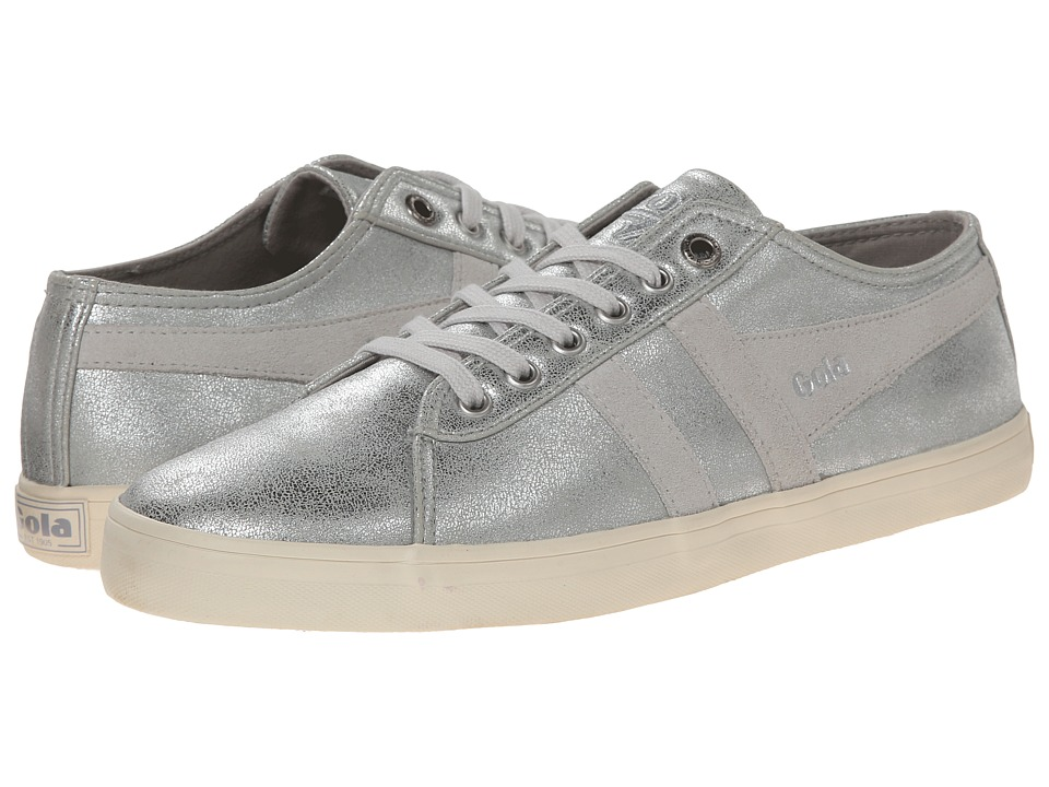 Gola - Jasmine Metallic (Silver) Women's Shoes