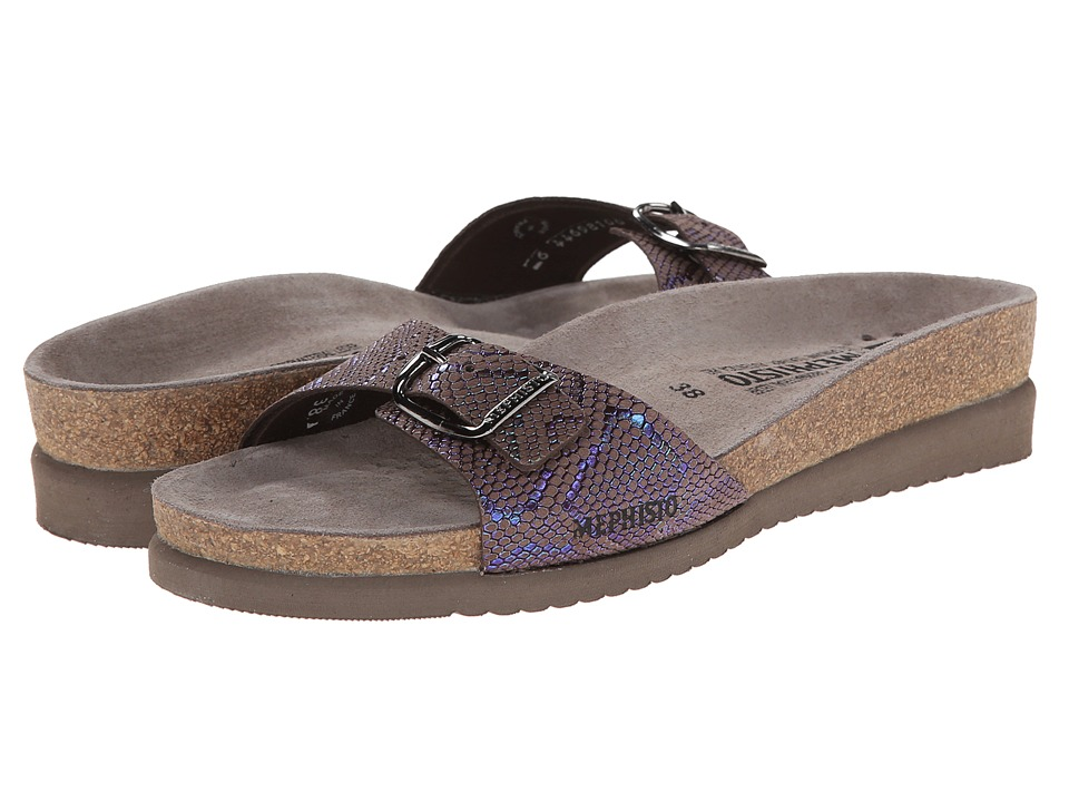 Mephisto - Hania (Dark Brown Nairobi) Women