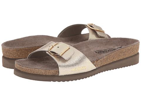 Mephisto - Hania (Platinum Venise) Women's Slide Shoes
