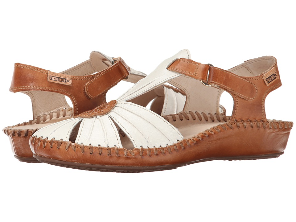Pikolinos - Puerto Vallarta 655-8899C1 (Nata) Women's Sandals