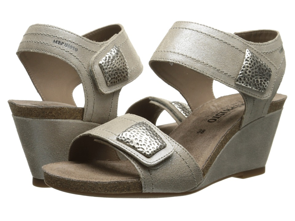 Mephisto - Jackie (Light Taupe Atome) Women