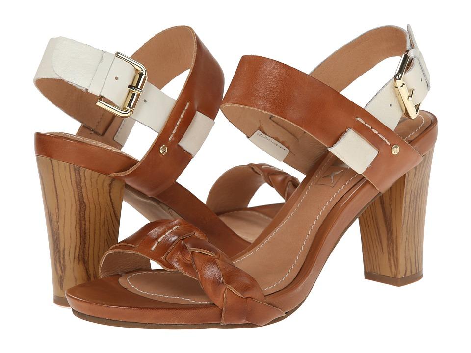 Pikolinos Roses W2A-0538 (Brandy) High Heels