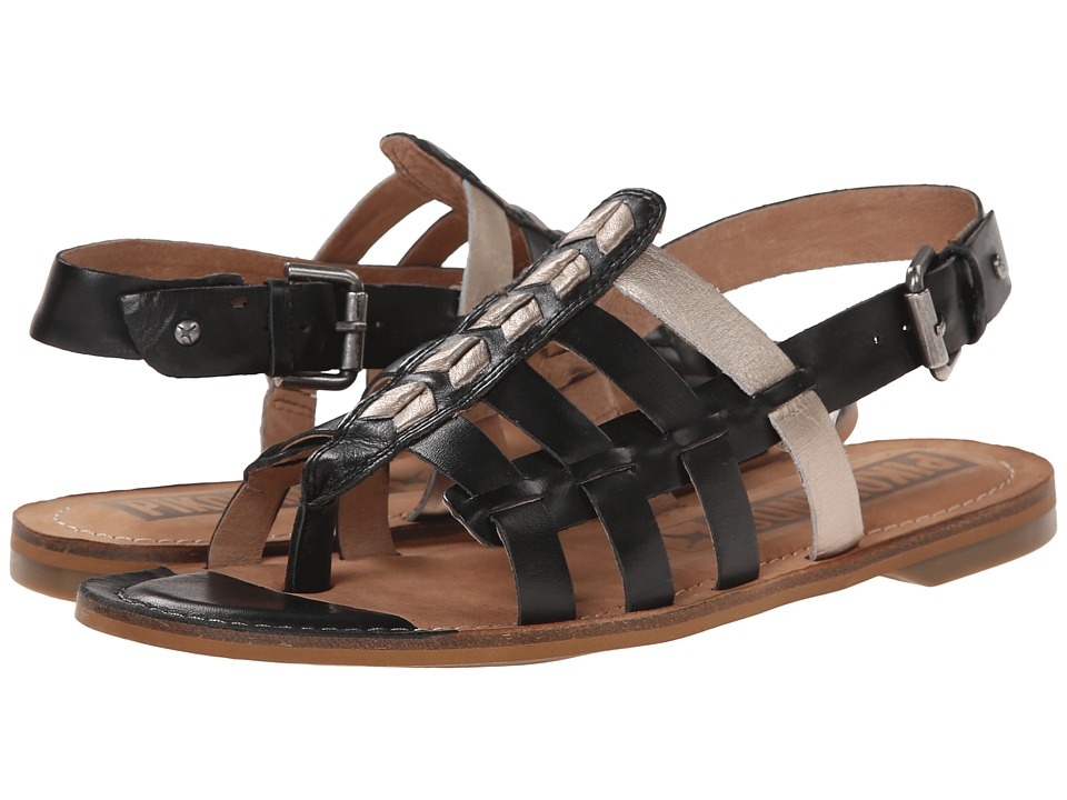 Pikolinos - Sao Paulo W7B-0556C1 (Black) Women's Dress Sandals