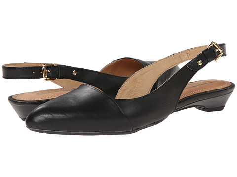 Pikolinos - Sicilia W6A-1525 (Black) Women's Sling Back Shoes
