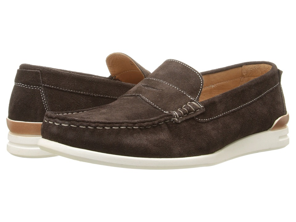 H by Hudson Mcall (Brown Suede) Men