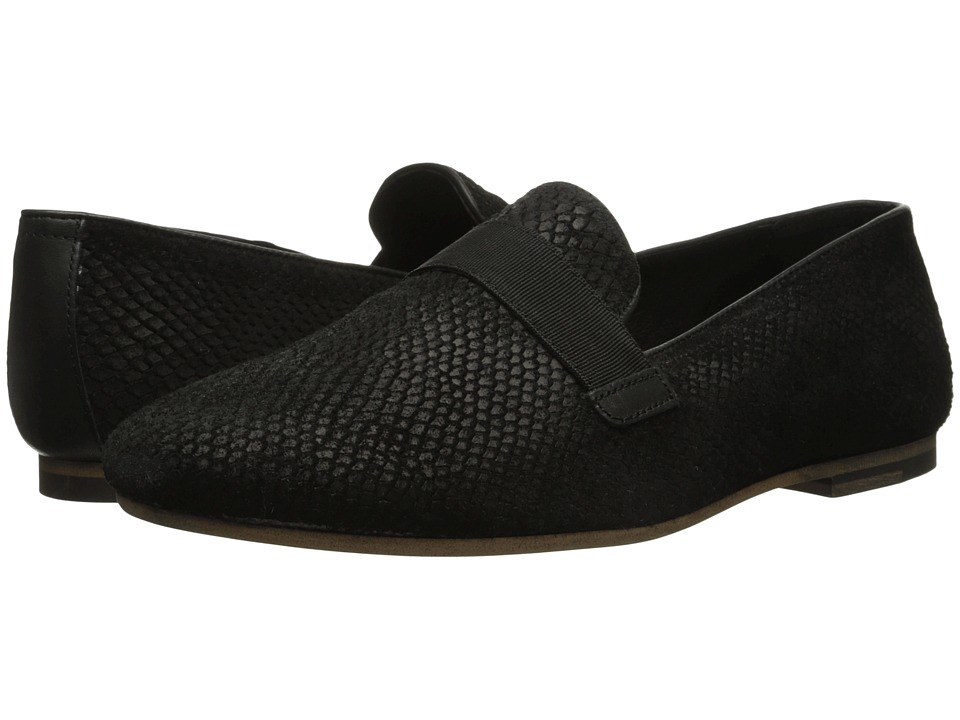 H by Hudson - Souk (Black Snake) Men's Shoes