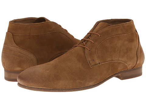 H by Hudson - Thursom 3 (Sand/Tan Suede) Men
