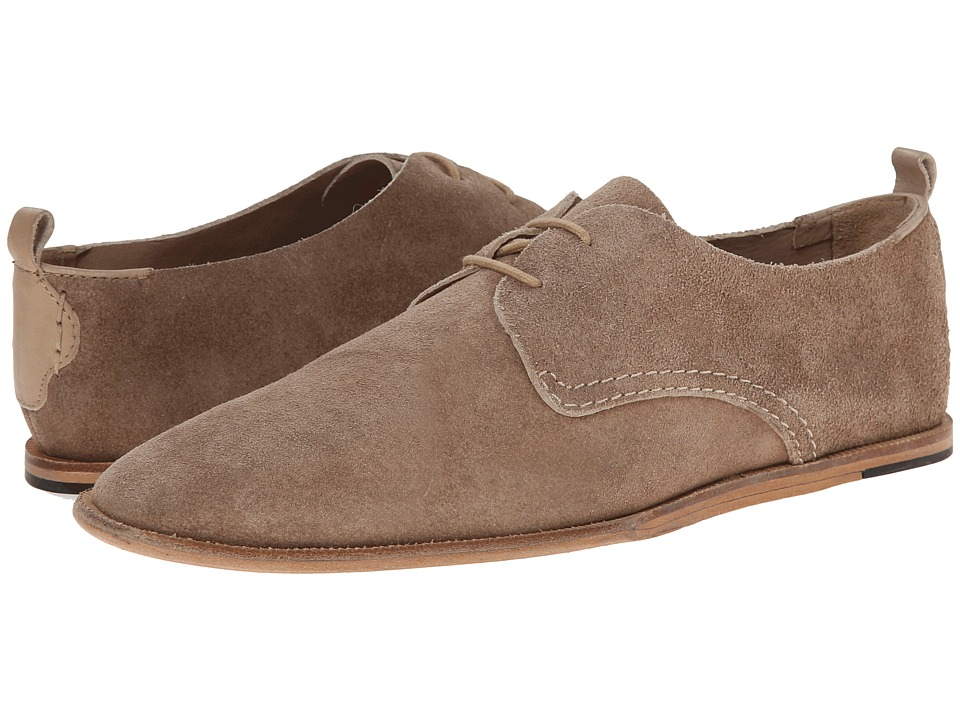 H by Hudson - Caju (Beige Suede) Men's Shoes