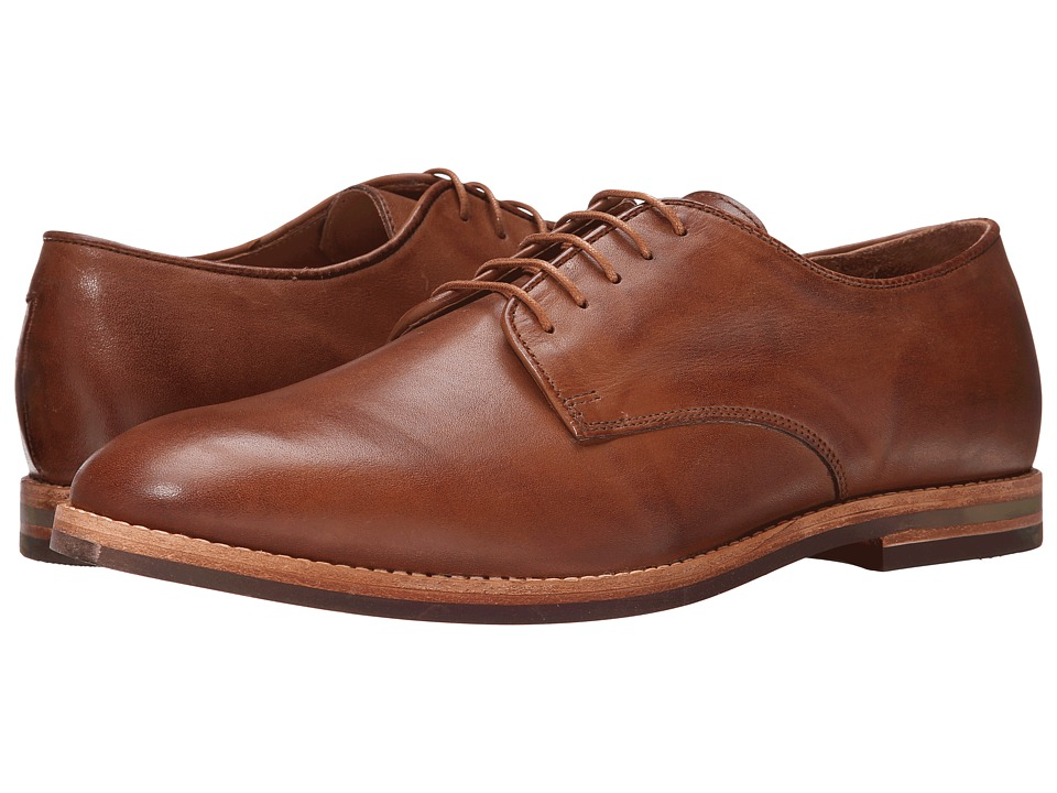 H by Hudson - Hadstone (Tan Calf) Men's Shoes