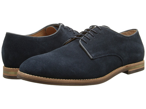 H by Hudson - Hadstone (Navy Suede) Men