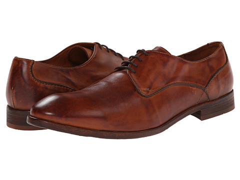 H by Hudson - Dylan (Tan Drum Dye) Men's Shoes