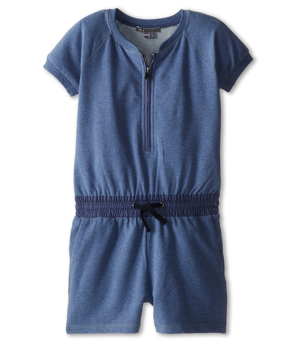 Vince Kids French Terry Romper (Big Kids)