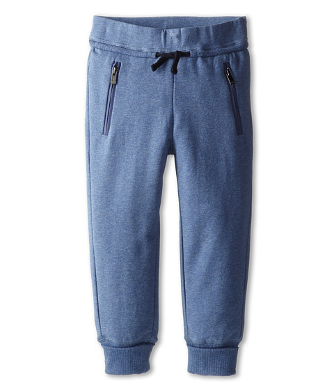 Vince Kids - French Terry Sweatpant (Big Kids) (Bayou Blue) Girl's Casual Pants