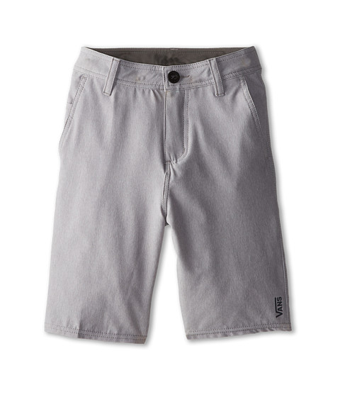 Vans Kids - Jalama Heather Decksider (Little Kids/Big Kids) (Graphite) Boy