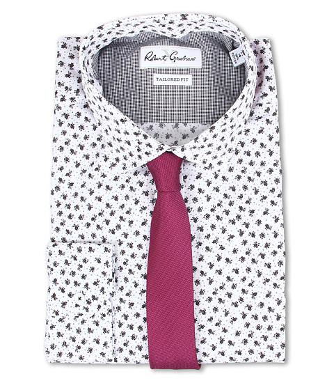 Robert Graham - Rimini Dress Shirt (White) Men