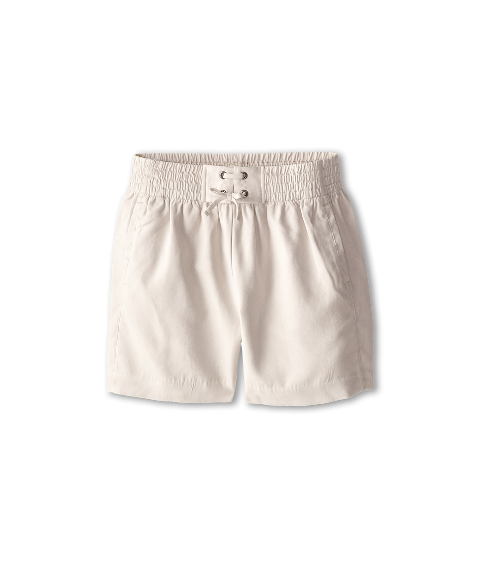 Vince Kids - Sueded Boxer Short (Big Kids) (Shale) Girl's Underwear