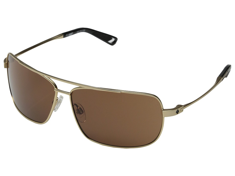 Spy Optic - Leo (Brass/Happy Bronze) Fashion Sunglasses