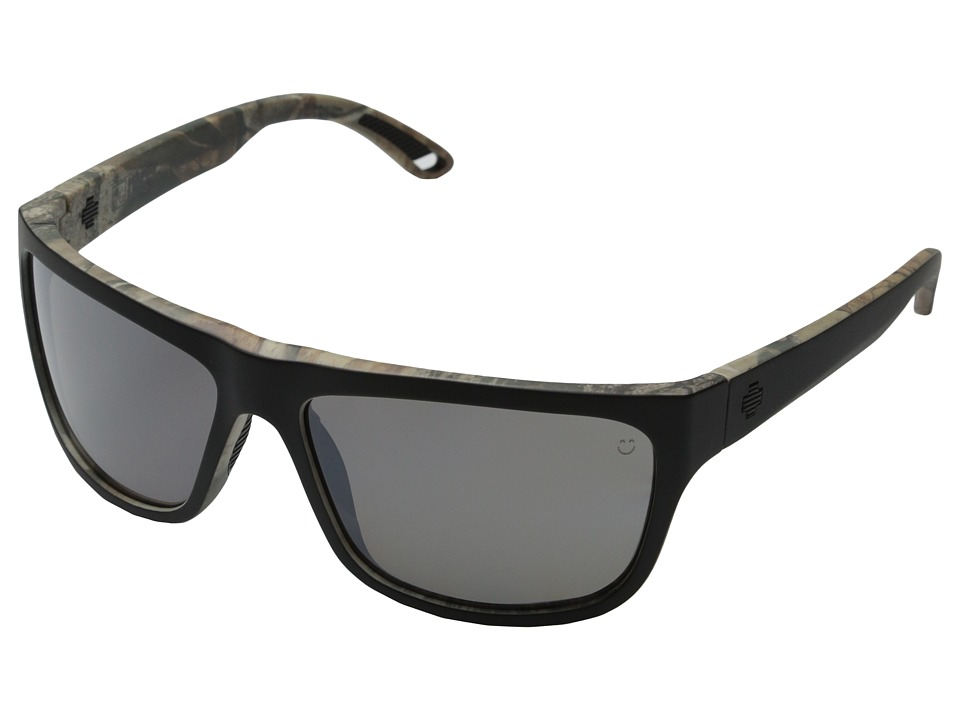 Spy Optic - Angler Polarized (Decoy/Happy Bronze Polar w/ Black Mirror) Polarized Fashion Sunglasses
