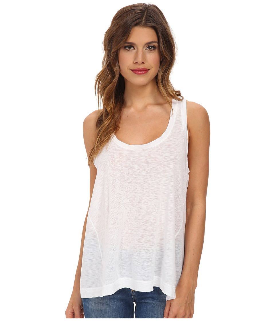Splendid - Slub Tank (White) Women