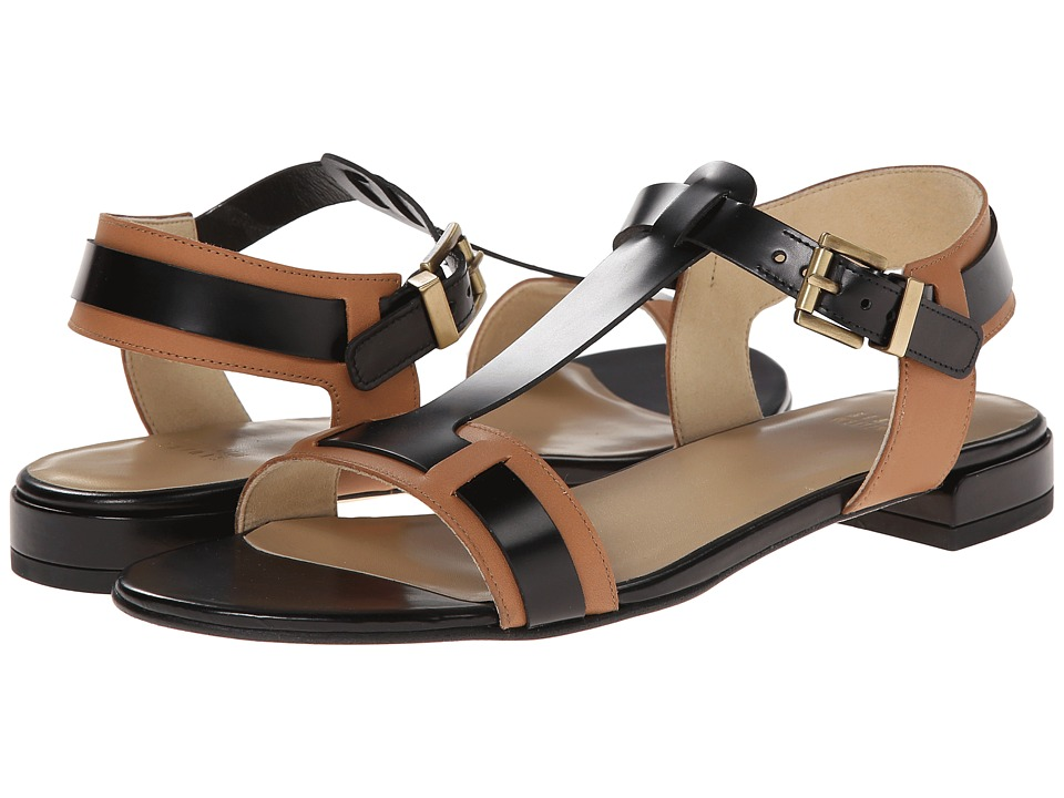 Stuart Weitzman - Teebop (Miel Vachetta) Women's Sandals