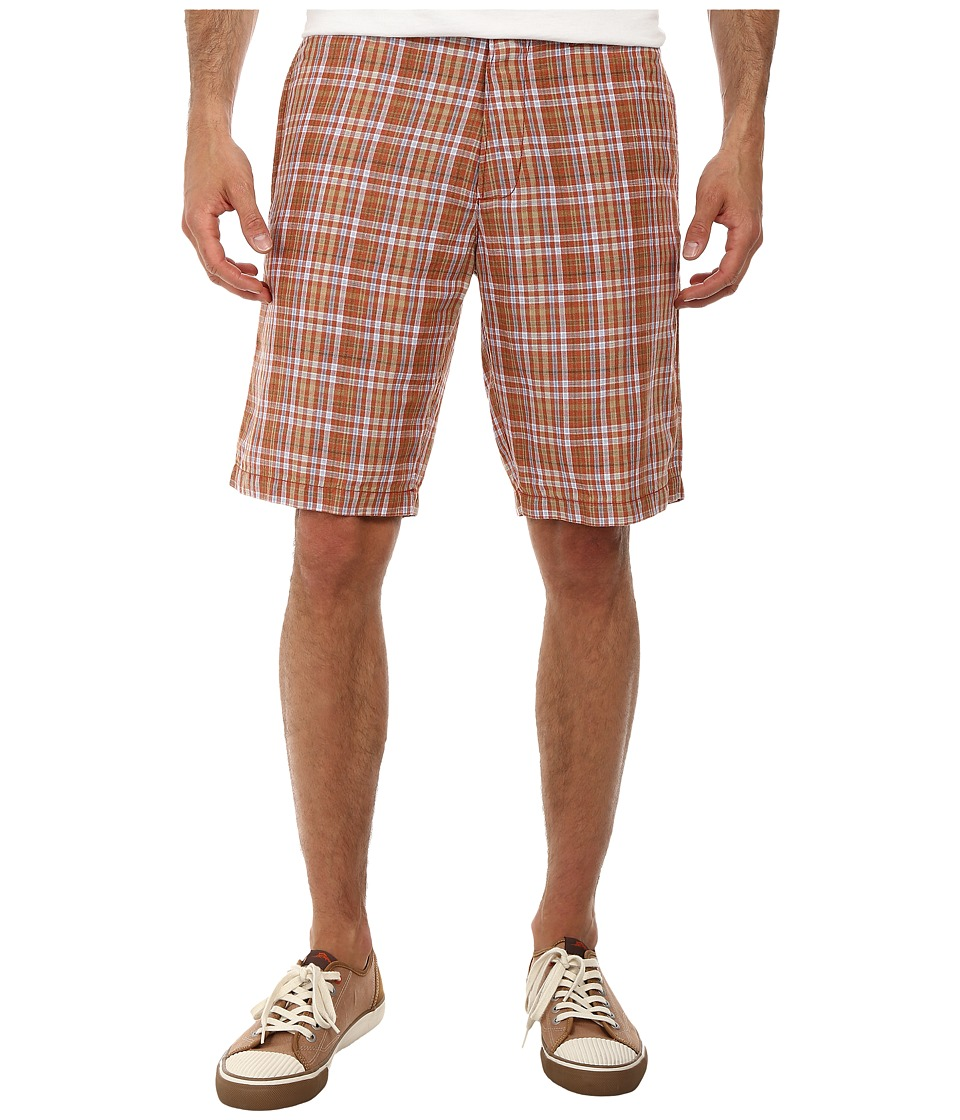 Tommy Bahama - Copolla Check (Coral) Men's Shorts