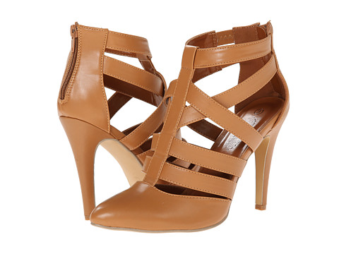 Charles Albert - New-12657 (Cognac) High Heels