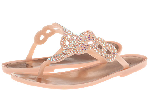 Stuart Weitzman - Mermaid (Rose Jelly) Women's Sandals
