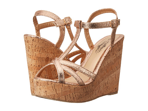 Charles Albert - New-10938 (Rose Gold) Women's Shoes